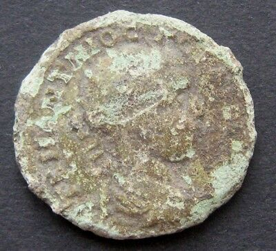 Ancient Rome bronze coin. Original !!! Patina!