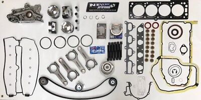 Astra Zafira Gsi / Vxr Forged Engine Kit With Oil Pump Z20Leh Z20Let Acl 86.00Mm