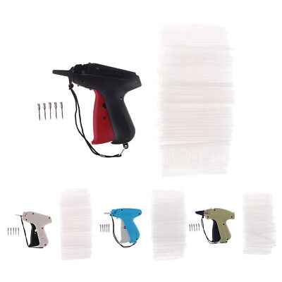 Clothing Garment Price Label Tagging Tag Tagger Gun+5000 Barbs And 5 Needles