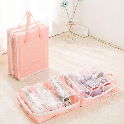 Travel Portable Sundries Storage Bags Large Capacity Shoes Sorting Pouch ONE