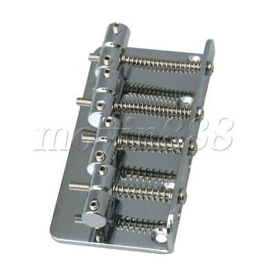 Vintage Style Bass Bridge for 4-String Bass Electric Guitar