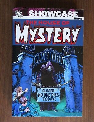 Showcase Presents THE HOUSE OF MYSTERY Vol 2 DC Comic Softbook 2007
