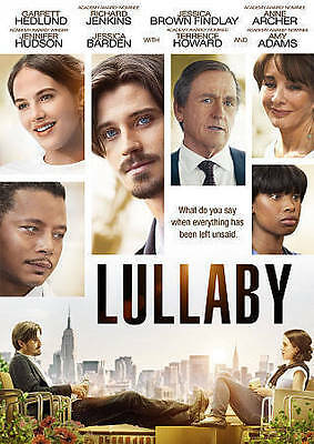Lullaby (DVD, 2014) Brand New and Sealed