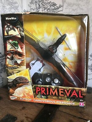 BBC TV Primeval Radio Controlled R/C Flytech Carnivorous Pterosaur