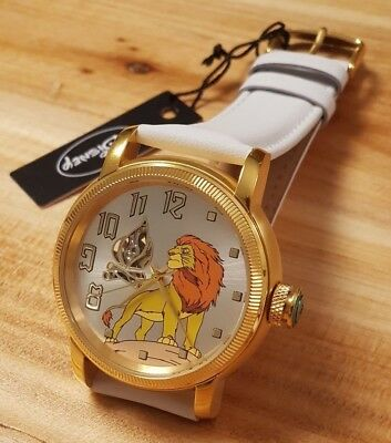 Disney automatic watch The Lion King new unworn original box xx