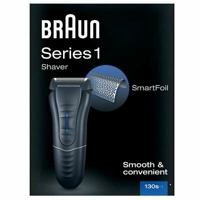 Rasoio elettrico Braun Series 1 130S Smart Foil Trimmer