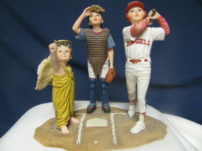"""Think Big"" Baseball Players With Angel Demdaco Prayers And Promises 2002"