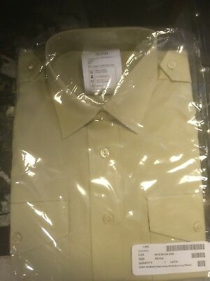 Collectibles Genuine British Army All Ranks No2 Dress Shirt Or Blouse Fawn Womans New Dress Shirts
