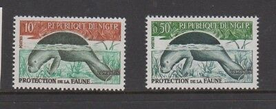 Niger 1962 Mint Stamps