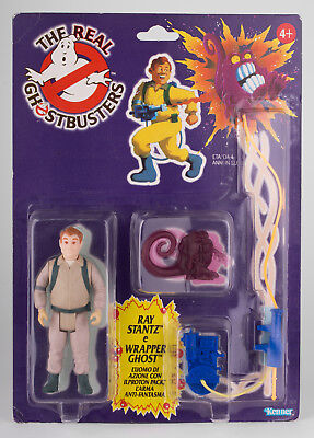 The Real Ghostbusters Kenner RAY STANTZ Euro (Italy) MOC