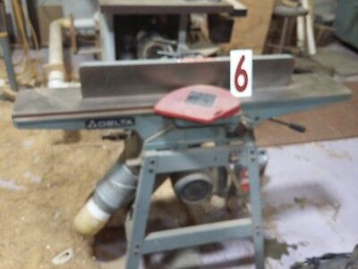 """Delta Rockwell 6"""" Jointer 42"""" bed 3/4 hourse 220 single phase with dust cup"""