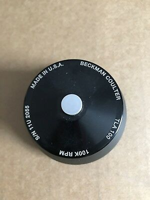 Beckman Coulter TLA-100 Titanium 20x0.2mL 100000RPM Fixed-Angle Centrifuge Rotor