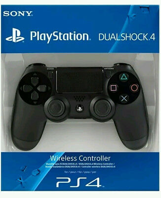Genuine Sony Playstation 4 wireless Controller PS4 controller DualShock 4 BLACK