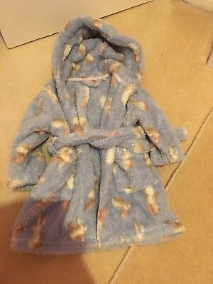 Girls Next Dressing Gown Age 18-24 Months