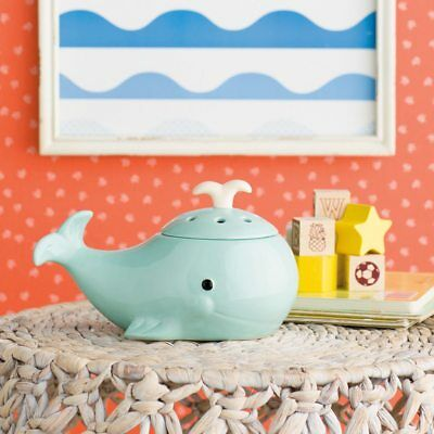 Blue Whale Scentsy Warmer NEW