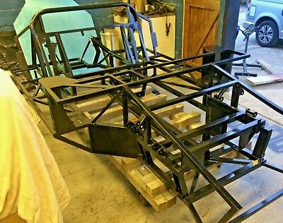 Southern GT ford GT40 chassis and aluminium panel kit car replica project