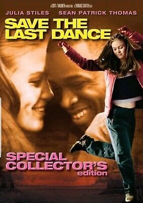 Save the Last Dance Special Collector's Edition DVD Julia Stiles