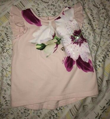Baby girl Ted Baker top 12-18months