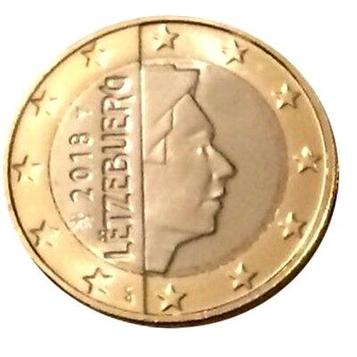 1 euro Luxembourg 2019