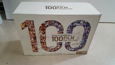 Best of Warner Bros. 100 Film Collection (2013, 55-Disc Set)