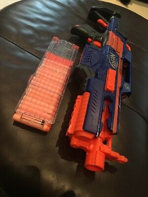 Nerf N-Strike Elite Rapidstrike CS-18 with Bullets