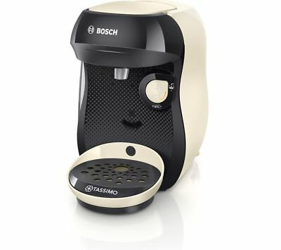 BOSCH TASSIMO TAS1007 HAPPY MULTI BEVERAGE HOT CHOC DRINK COFFEE M/C cream