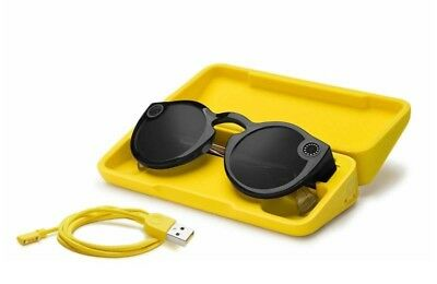 GENERATION 2 SNAP Snapchat Spectacles 2.0 ONYX Camera/Glasses Snap Chat Gopro