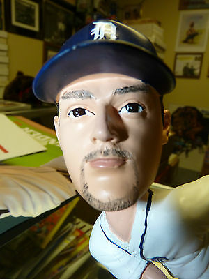 2012 Justin Verlander Detroit Tigers ALChamp Bobblehead Forever Collectibles NEW