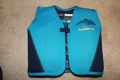 Konfidence Baby/Toddler Swimming jacket/vest 15Kg-20kg