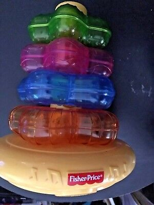 Fisher Price Star Stacker~ Musical & Lights Up~Vgc