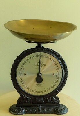 Salter Family Kitchen Scales No 45 - Reproduction