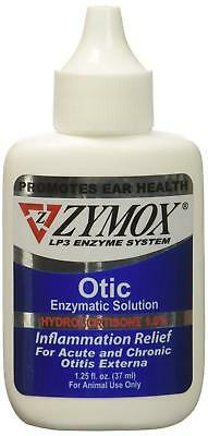 OTIC with Hydrocortisone Ear Solution Treatment Bacterial for Dogs& Cats