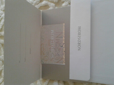 Nordstrom  gift  card! $1000 value. use in store, online or at rack.No RESERVE!