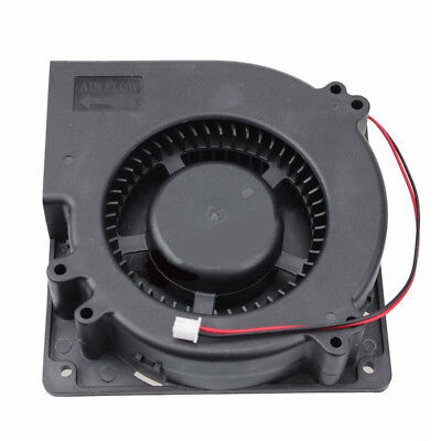 120*120*32mm Blower Cooling Fan Big Airflow DC Brushless 12V Replacement Useful