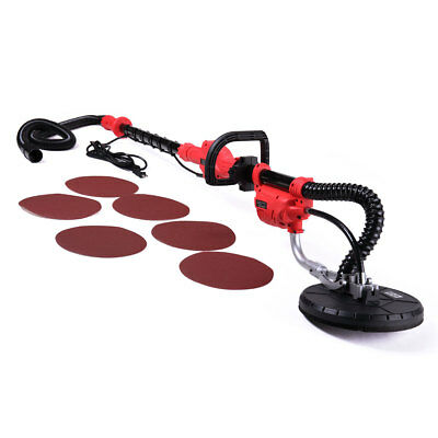 Commercial Electric Variable Speed Drywall Sander with Telescopic Handle 750W