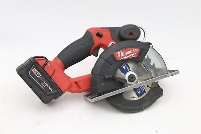 Milwaukee 2782-20 18V Cordless Li-Ion Brushless Circular Saw w/ Irwin 5'' Blade