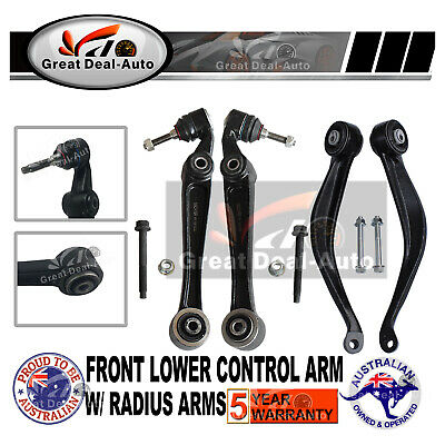 Front Lower Control Arms Fitfor Ford Territory SX SY AWD 2WD Ball Joint  Kit L&R
