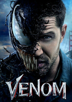 Venom (4K UHD Digital) No Blu-ray