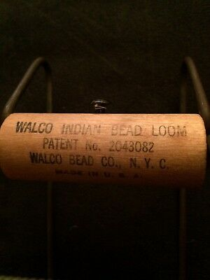 Vintage Walco Indian Bead Loom Jewelry making