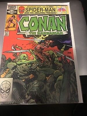 Conan the Barbarian (1970 series) #129 in Very Fine + condition. Marvel comics