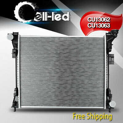 Radiator For 11-16 Town /& Country 11-18 Grand Caravan Routan V6 3.6L 3.8L 4.0L