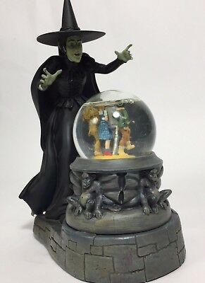Wizard Of Oz The Wicked Witch of the West & Her Black Magic Ball - MINT