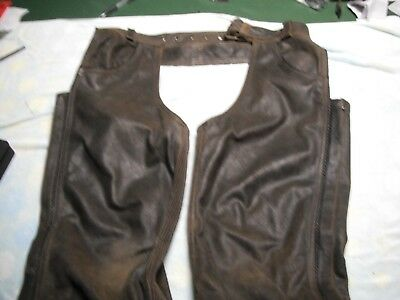 Harley Davidson Billings Leather Leggins