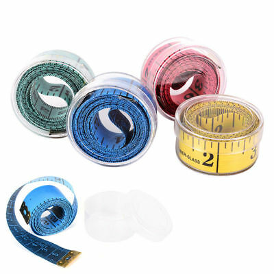 #tape Measure In Its Own Container# In 3 Colours#you Choose#60Inches/1.5 Metre