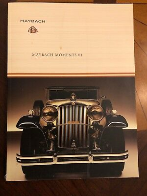 Maybach Moments 01 130 Pages