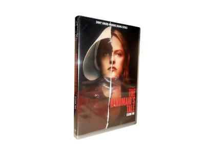 The Handmaids Tale: Season 2 (DVD, 2018, 3-Disc Set)