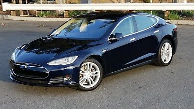 2014 Tesla Model S Tech Package Model S, 85kwh, 1 Owner, Tech Package, Super Clean!