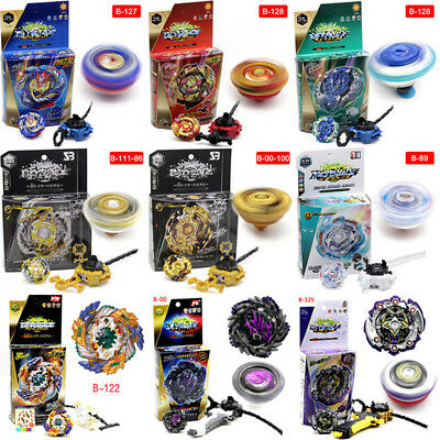 Beyblade Gold Series Burst Metal Fusion Toupie Bayblade Burst with Launcher