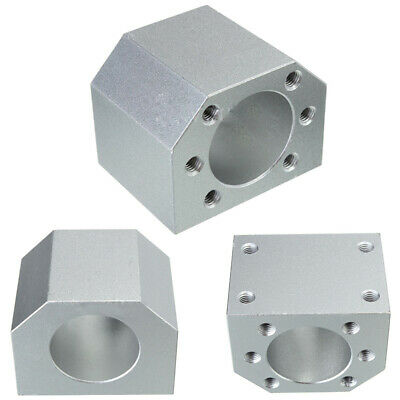 28mm Aluminum Ballscrew Nut Base Housing Bracket Stand Holder For 1604 1605 1610