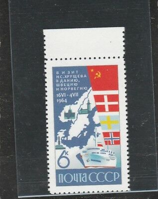 Lot Russia  6 NH, without  warranty